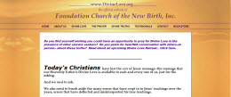 Foundation Church of the New Birth - FCNB thumbnail